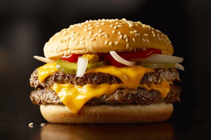日本の McDonald's がクォーターパウンダーの販売終了を発表