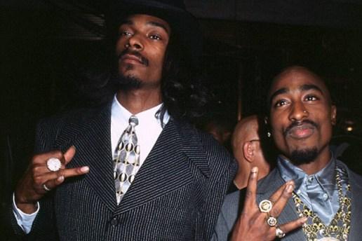 2Pac のロックの殿堂入りスピーチは Snoop Dogg が担当