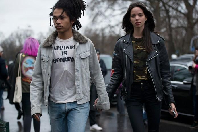 Streetsnaps: Paris Fashion Week March 2017 Part 1