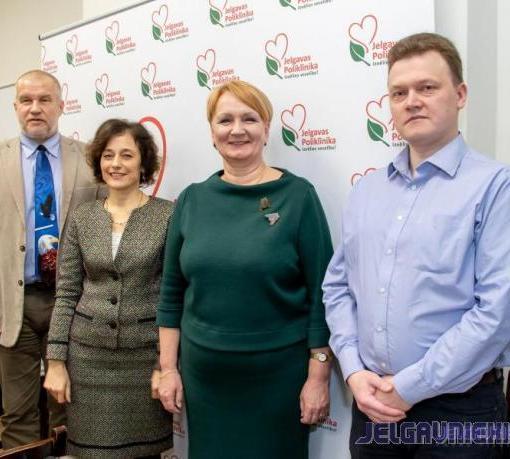 Kardioloģijas seminārs Jelgavas poliklīnikas Akadēmijā