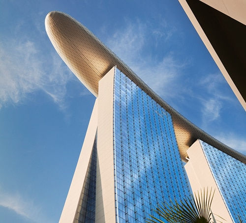 Marina Bay Sands Hotel Tower