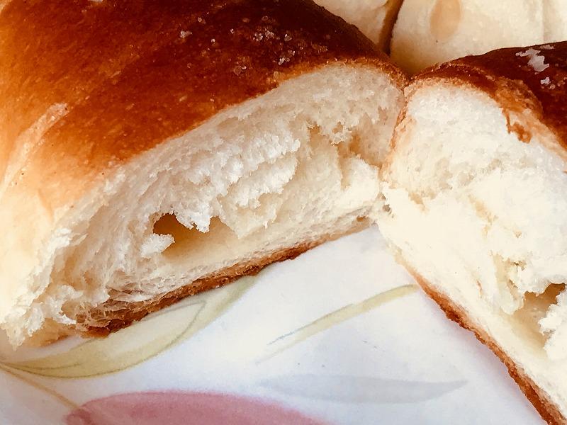 パンセの塩パン