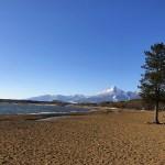 志田浜の景色