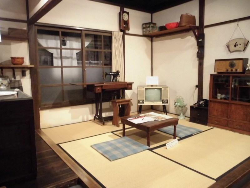 昭和40年頃の家庭