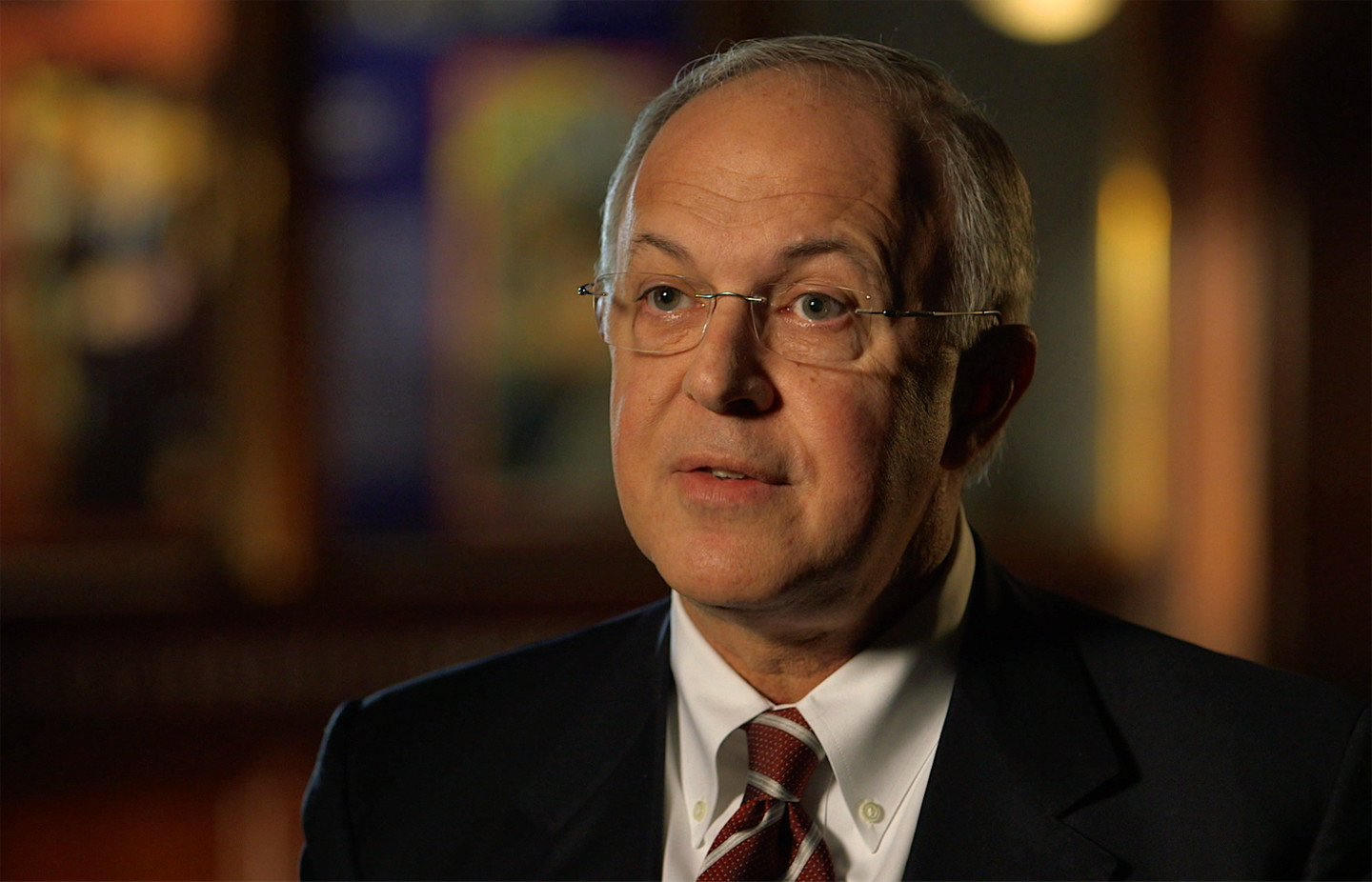 Supreme Knight, Carl Anderson, interviewee on John Paul II: Liberating a Continent, the Fall of Communism.