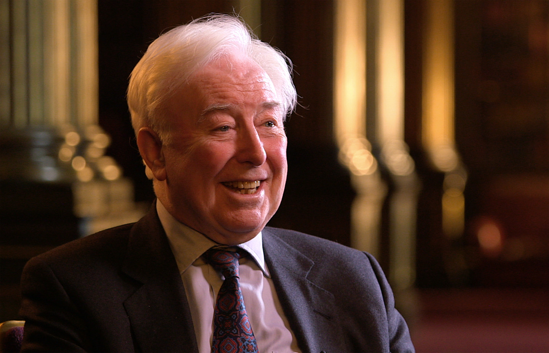 John O'Sullivan, interviewee on John Paul 2: Liberating a Continent, the Fall of Communism.