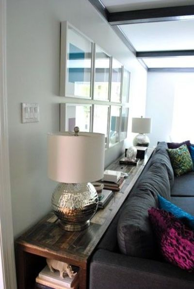 title | Console Table Behind Couch