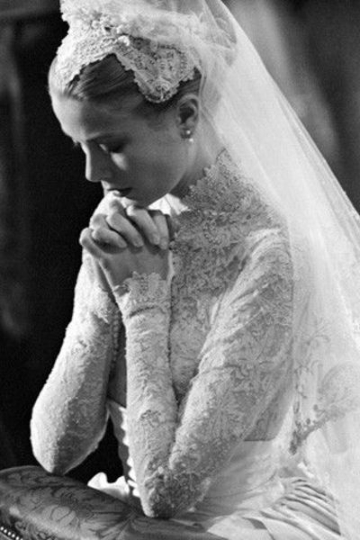 Image result for grace kelly praying
