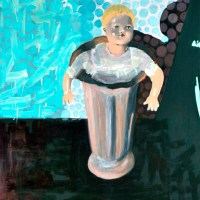 Buy Vessels of Containment Part I Paintings (Featured on Scrubs Magazine Website) Online