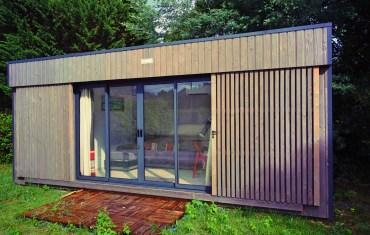 Loft de jardin – 20m2 – Home office