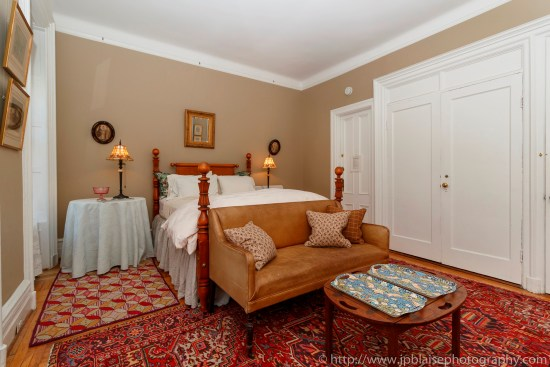 Apartment photographer suite for rent upper east side real estate brownstone airbnb bedroom area