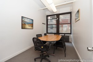 Commercial Real Estate Photographer New York Meeting Room NY photography