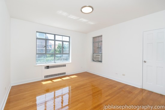 Forest hills real estate photographer interior apartment queens new york bedroom