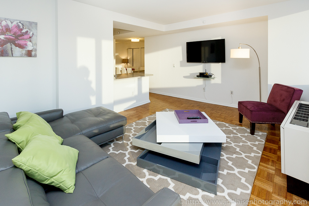 Interior photographer work of the day: modern two bedroom ...