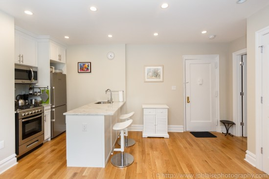 Interior photography nyc one bedroom apartment in washington heights manhattan new york