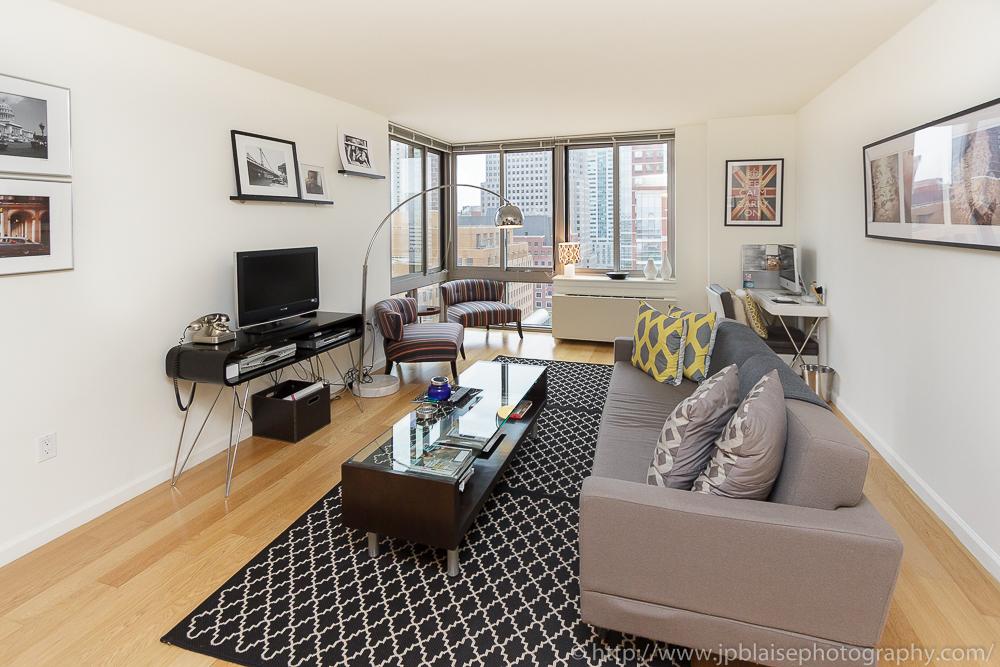 Living-Room-Dumbo-Downtown-Brooklyn - JP Blaise Photography
