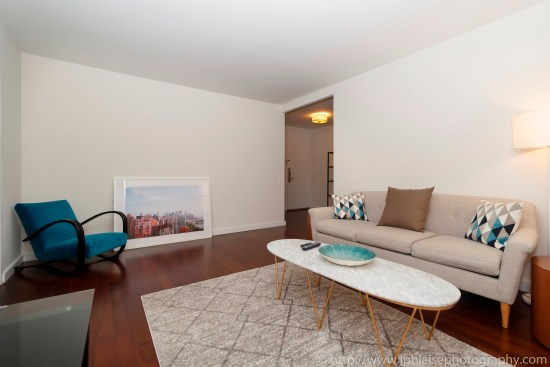 NY apartment photographer NYC real estate photography interior airbnb midtown living