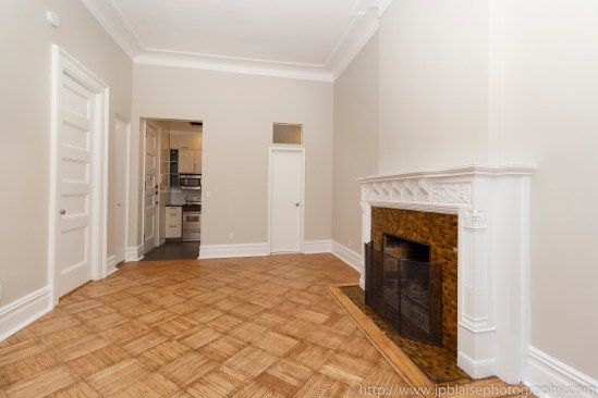 NY apartment photographer lincoln square real estate nyc new york fireplace