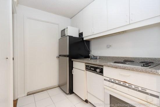 NY apartment photographer one bedroom midtown Manhattan kitchen