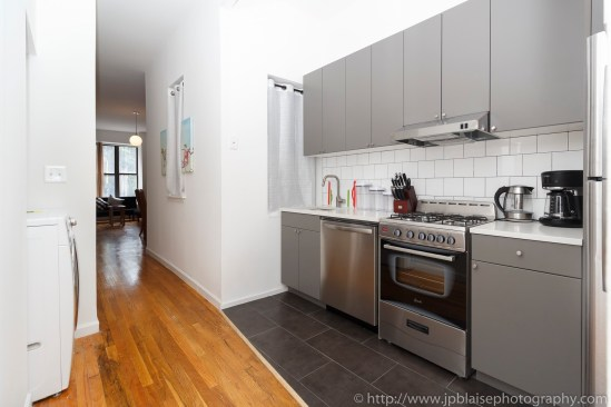NY apartment photographer real estate interior Harlem kitchen
