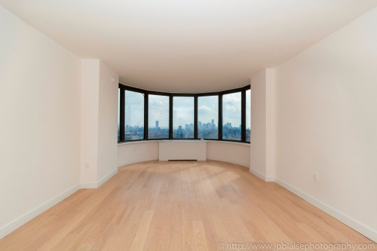 NY apartment photographer real estate interior architectural one bedroom Midtown East Manhattan New York living