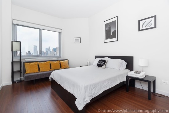 NY real estate photography new york interior apartment photographer NY bedroom