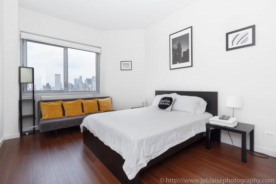 NY real estate photography new york interior apartment photographer NY bedroom