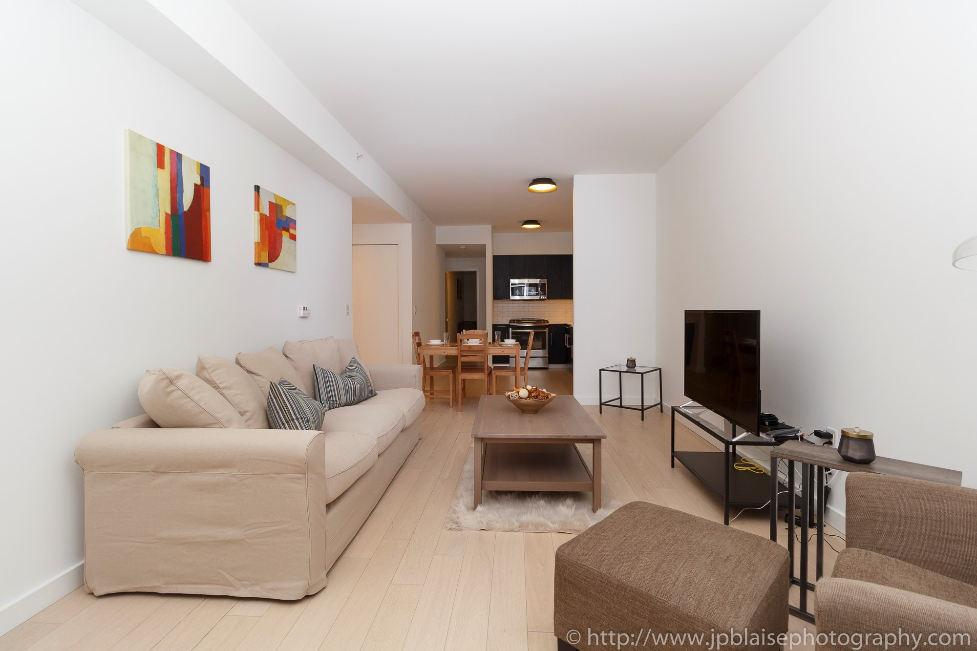 Recent Apartment Photographer Work In New York Two Bedroom Condo