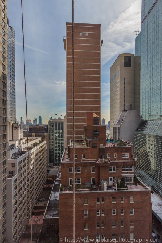 New York City apartment photographer Midtown East One Bedroom unit view