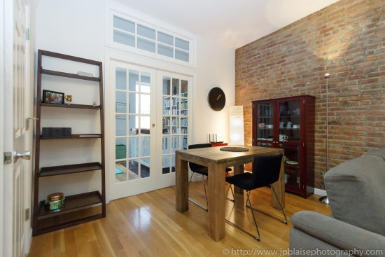 New York apartment photographer upper east side two bedroom ny nyc living room