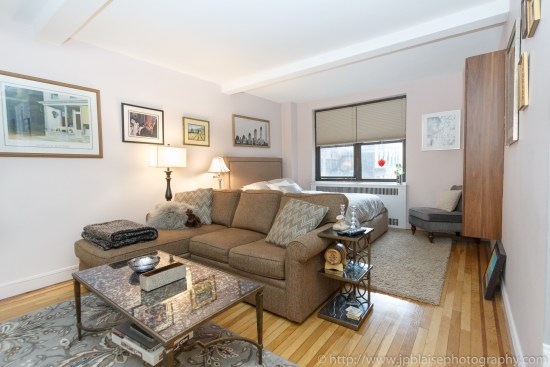 New York apartment photographer work studio in chelsea