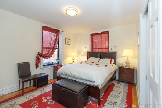 Latest New York city apartment photoshoot : one bedroom in Hamilton Heights, Uptown New York