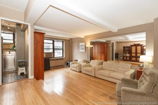 New york apartment photographer alcove studio Chelsea Manhattan real estate interior