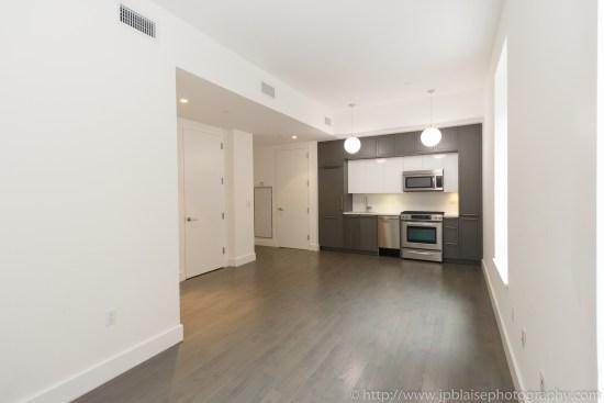 New york apartment photographer studio unit midtown west kitchen NY