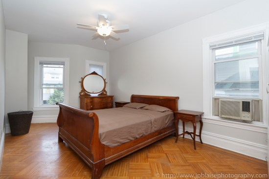 New york apartment photographer work House for sale Flatbush Brooklyn ny interior real estate photography bedroom