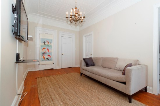 New york ny nyc apartment real estate interior photographer one bedroom midtown east manhattan living