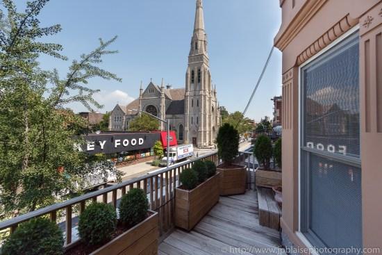 park slope brooklyn apartment photographer new york city ny nyc balcony
