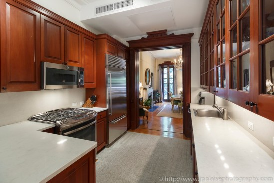 Real estate interior apartment photographer brooklyn park slope new york kitchen