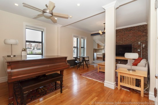 Real estate photographer apartment greenwich village new york ny nyc piano