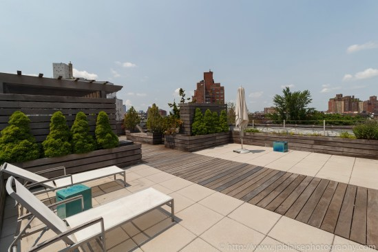 Real estate photographer apartment greenwich village new york ny nyc roofdeck