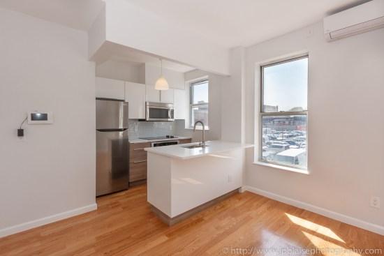 Real estate photography new york brooklyn renovated studio