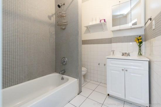 Bathroom, Soho apartment, New York City, Manhattan