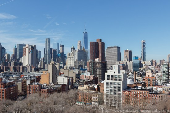 NY Interior photographer work of the day: Stunning downtown skyline views from Lower East Side Apartment