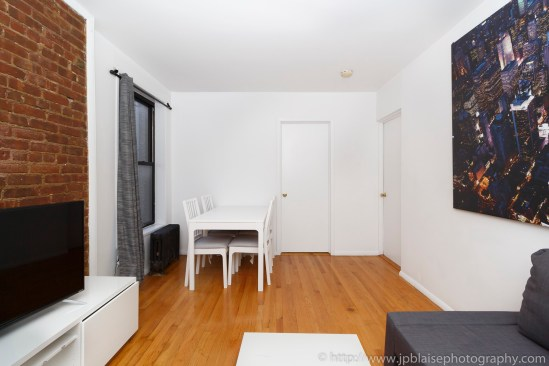 Upper West Side apartment photography real estate interior NY