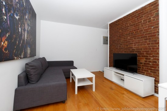 Upper West Side apartment photography real estate interior NYC