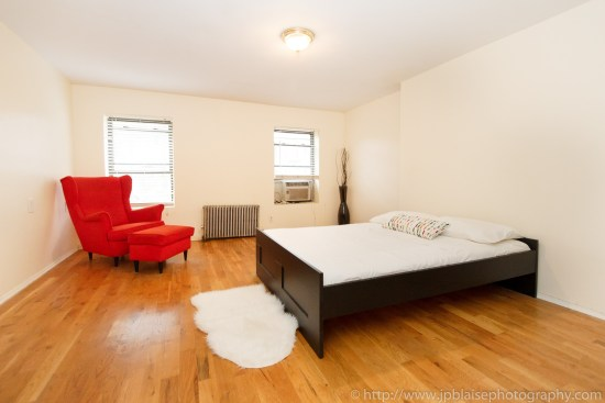 apartment photographer two bedroom clinton hill brooklyn bedroom