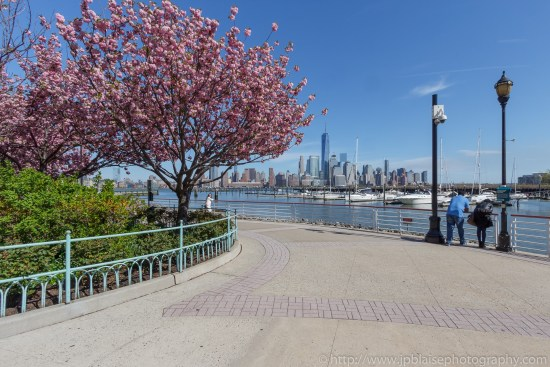 interior photographer work new york city view from new jersey waterfront