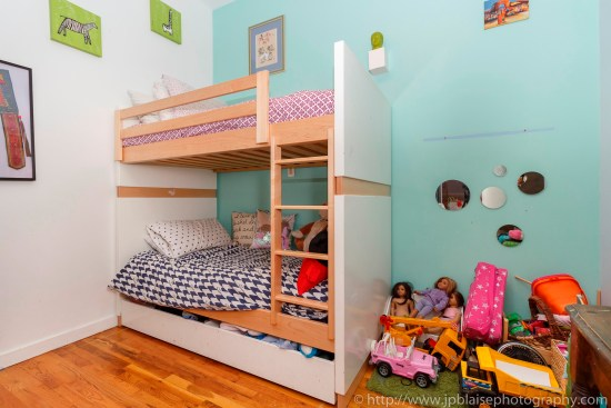 ny apartment photographer real estate interior new york tribeca new york city manhattan nyc kids bedroom