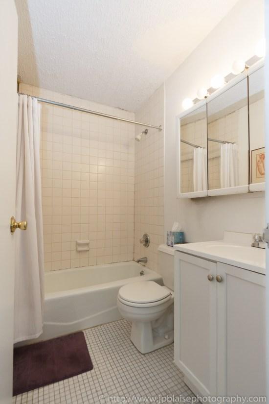 ny apartment photographer work one bedroom nyc midtown east views bathroom