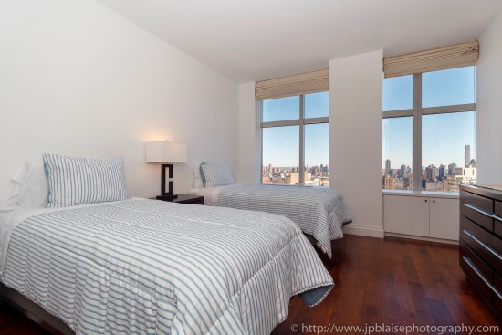nyc apartment photographer lincoln square two bedroom real estate interior photo ny new york bedroom